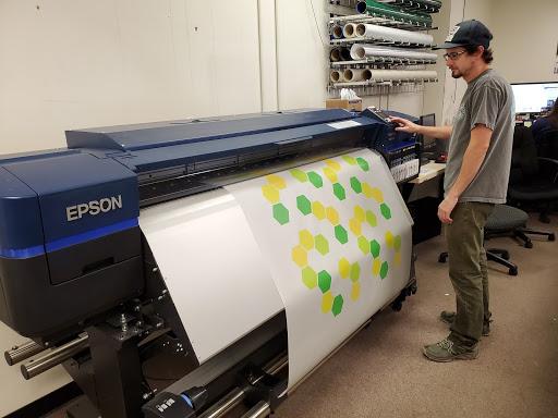 FASTSIGNS printing and laminating