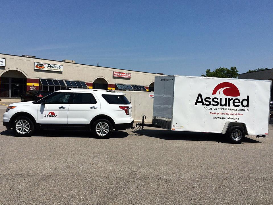 Assured Automotive Vehicle Graphics