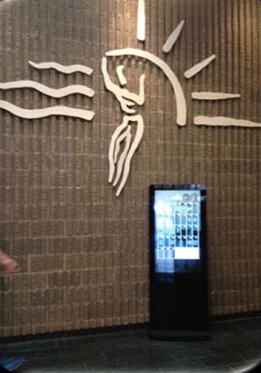 Digital Kiosk, Cherry Creek Athletic Club