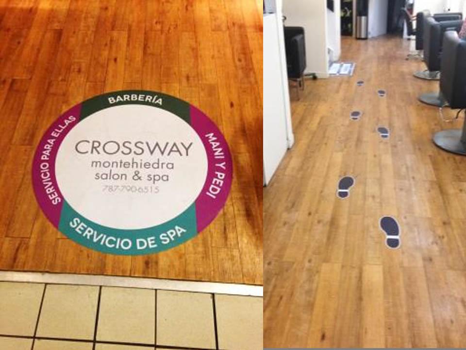Crossway Montehiedra Salon and Spa, Case Study