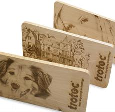 Custom Wood Engravings