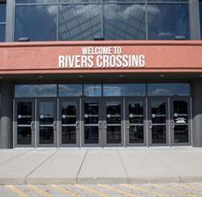 Rivers Crossing Community Church Building Lettering