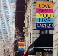 Apartment Banners