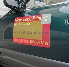 Small truck graphics