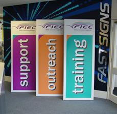 Service Banner Stands
