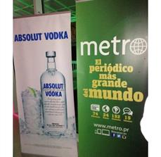 Product Banner Stands