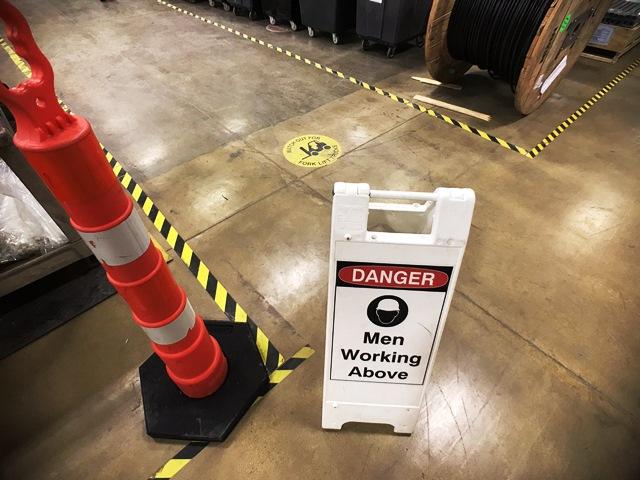 Faith-Technologies-safety-sign