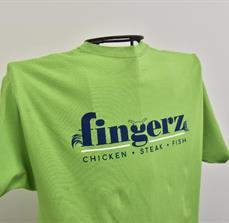 Fingerz Custom Printed Shirt