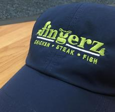 Fingerz Custom Promotional Hat