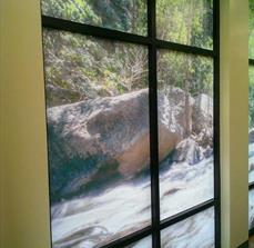 Hardin Memorial Hospital Decorative Window Graphics