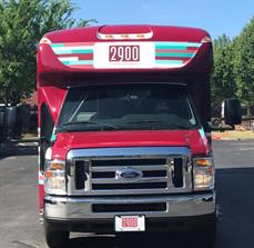 2900 Apartments Vehicle Graphics