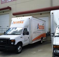 Box Truck Door Panel Graphics
