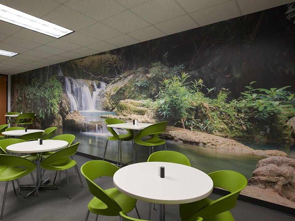 nga - wallpaper wall graphics