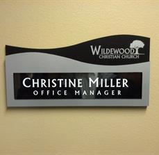 Custom Nameplate