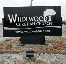 Church Entry Site Monument Signs