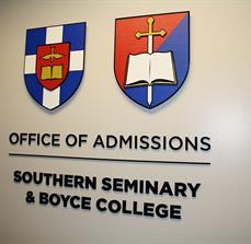 Seminary signs