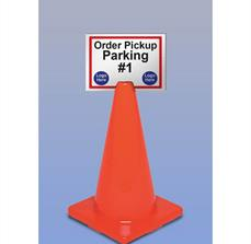 Cone Top Sign