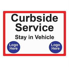 Cone-Curbside Service