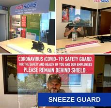 Sneeze Guard Solutions