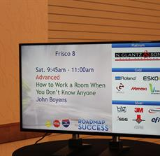 Trade Show Digital Signs