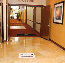 Directional Floor Graphics
