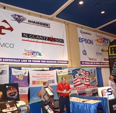 Custom Trade Show Booth Signs