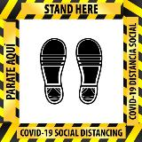 Social Standing Decal-min