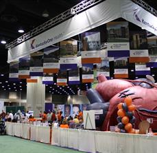 Large Trade Show Event Display