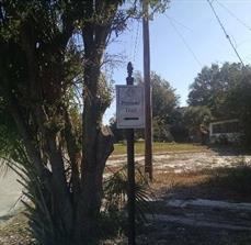 Fort Walton Beach Chamber Of Commerce Trail Sign
