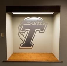 Tulane University Wall Letters