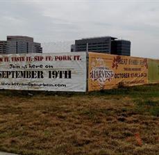 Tyson Partnership Banners