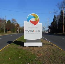 Tyson Partnership Monument Signs