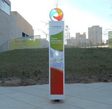 Tyson Partnership Monument Signs