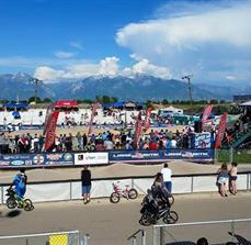 USA BMX Banners and Flags