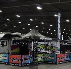 USA BMX Trade Show Displays