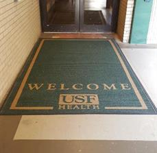 USF Health Door Mat