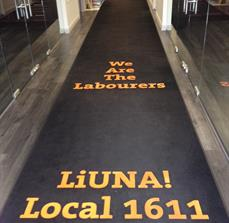 Entry Carpet Graphics