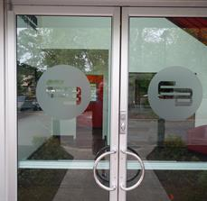 Office Door Graphics