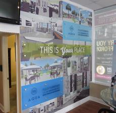 Real Estate Wall Graphics
