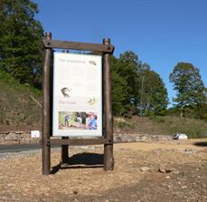 Olivette Development Site Sign