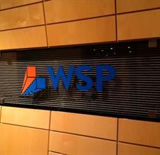 WSP Vinyl Lettering