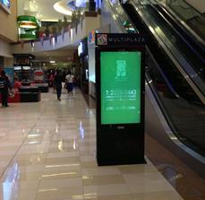 Digital Mall Signage