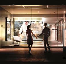 Restaurant Digital Displays and Kiosk