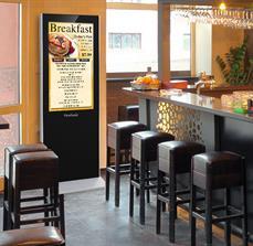 Restaurant Digital Kiosk