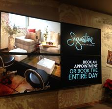Spa Digital Signage