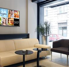 Retail Digital Display Board