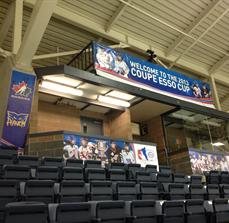 Stadium Banners And Wall Graphics