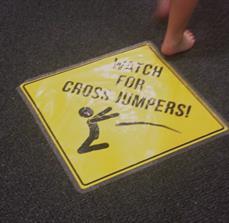 Play Area Carpet Graphics