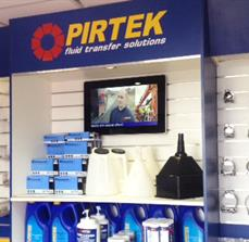 Branded Product Displays