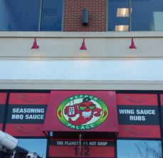 Custom Window Graphics For Restaurants